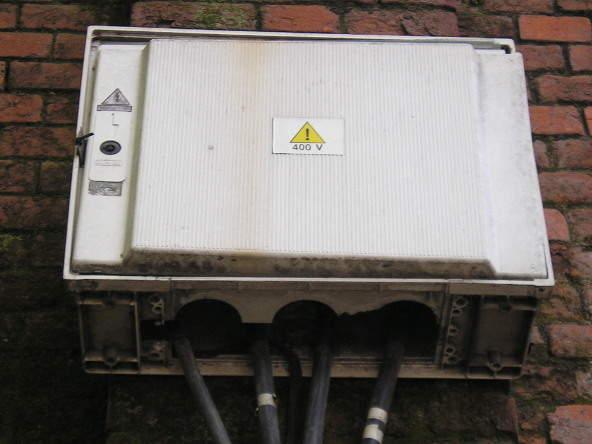 servicios electricos las palmas